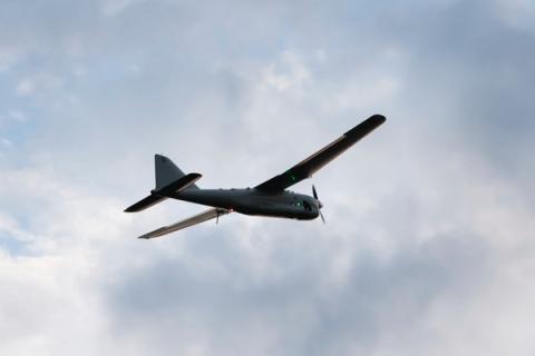 Лисенко: На маріупольському напрямку були зафіксовані польоти безпілотників