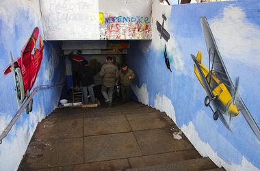 Одеський перехід закрили на ремонт