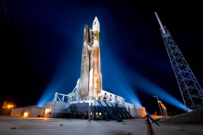 США успішно запустили ракету-носій Atlas 5