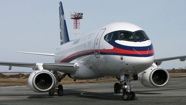 Мексиканська авіакомпанія отримала дванадцятий літак Sukhoi Superjet
