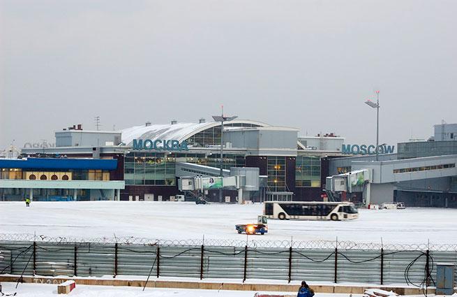 Аеропорт Внуково закрили через погодні умови