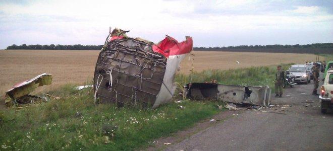 Україна пропонує опублікувати  результати першого етапу розслідування катастрофи літака «Боїнг»