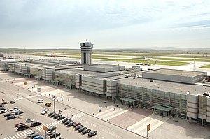 Аеропорт «Кольцово» в період новорічних свят прийме понад 100 тисяч пасажирів