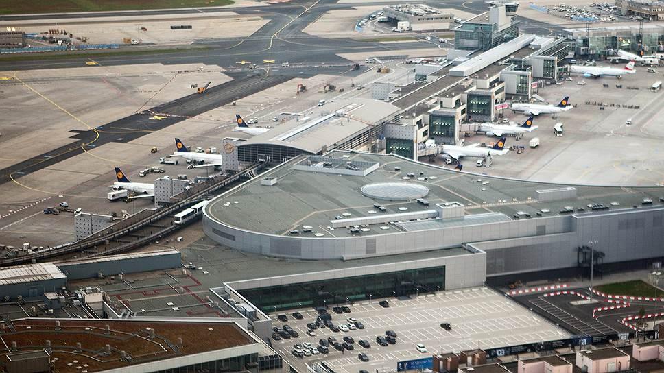 Аеропорт Франкфурта виявився небезпечним