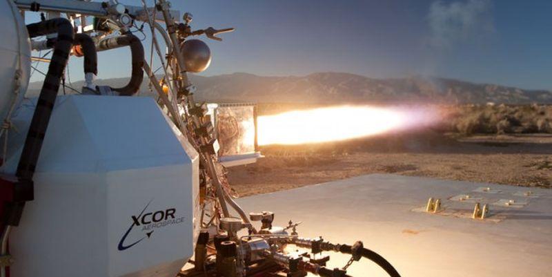 Літак для космічних туристів досяг завершальної збірки