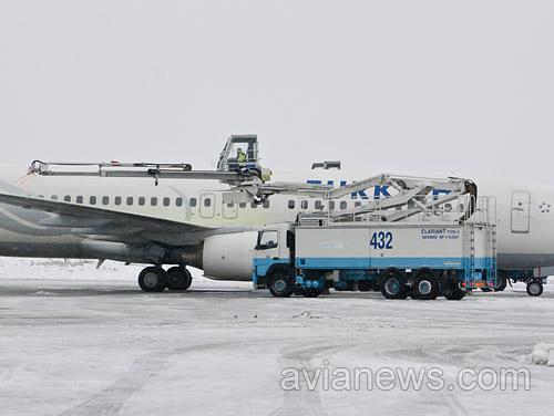 Аеропорт Бориспіль відмовився від переведення наземного обслуговування на аутсорсинг