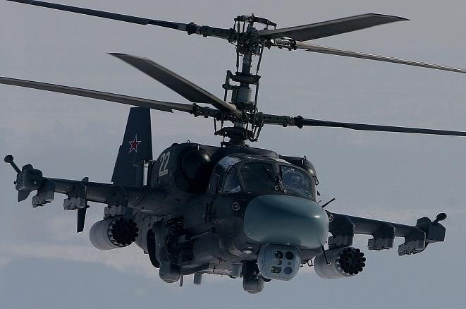 Більше десяти бойових вертольотів готові до передачі у війська в Примор'ї
