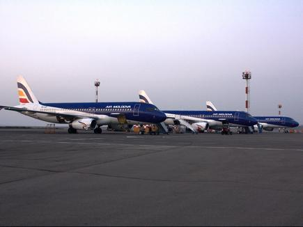 Air Moldova почала виконувати регулярні рейси в аеропорт Шереметьєво