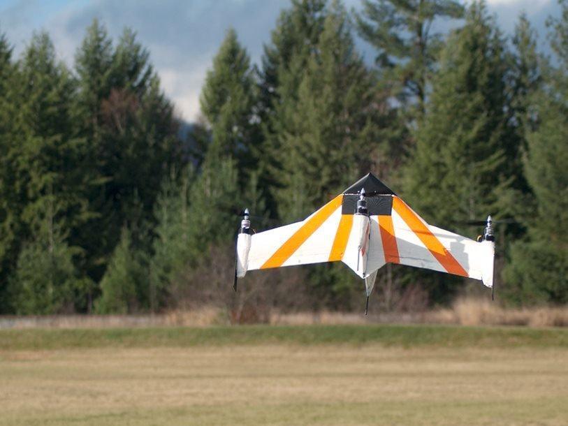 Розробники пропонують літако-вертоліт