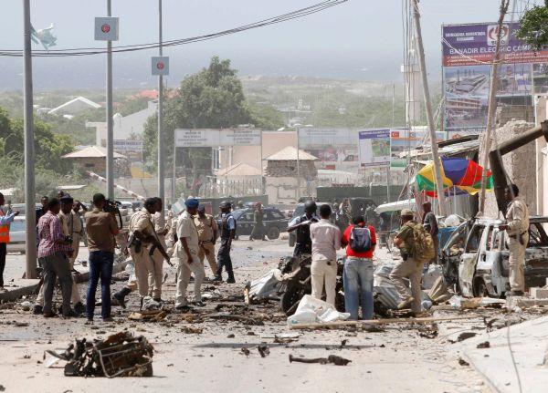 США нанесли авіаудар по угрупованню «Аш-Шабаб» в Сомалі