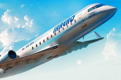 Через тріщини на склі літак аварійно приземлився в Іркутську