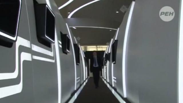 В ОАЕ з'явився перший літак-готель