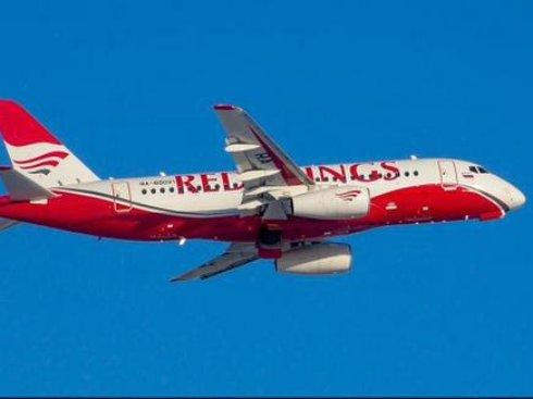 Red Wings приступила к коммерческой эксплуатации самолетов SSJ 100