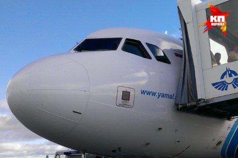 Самолет компании «Ямал» получит имя Героя России Владимира Шарпатова