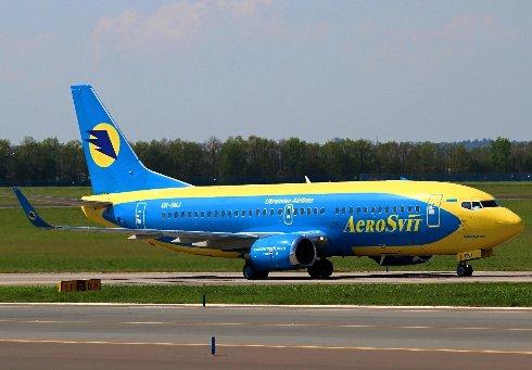 Акционер АэроСвита предъявил претензии Украине
