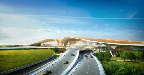 В Пекине построят крупнейший в мире аэропорт
