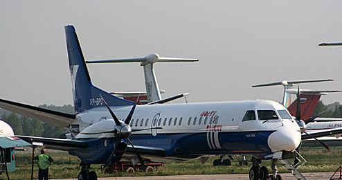 Спрос на авиабилеты в России упал на 20-30%
