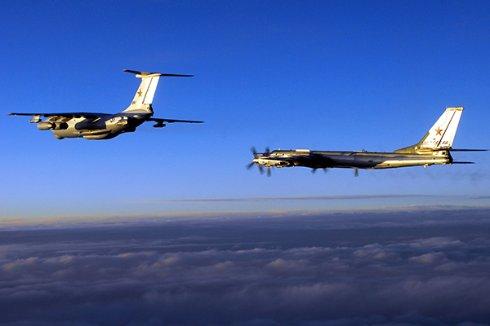 Российские военные пролетят над Грецией