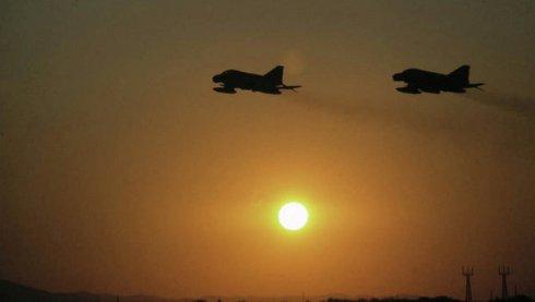 ОАЭ разместят эскадрилью F-16 в Иордании для ударов по ИГ в Сирии и Ираке