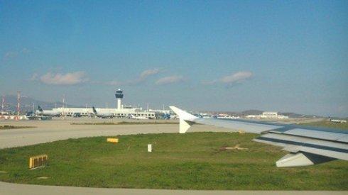 Пассажиропоток через афинский аэропорт в январе увеличился на 28%