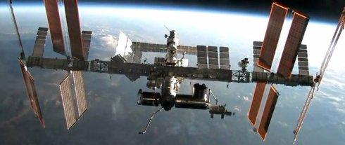 Уфологи зафиксировали полет НЛО рядом с МКС (ВИДЕО)