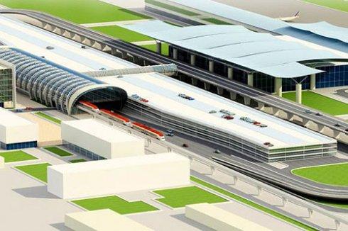 Минфин зарегистрировал госгарантии по кредиту на строительство ж/д ветки в аэропорт Борисполь