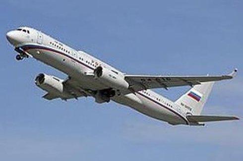 Парк СЛО «Россия» пополнился новым самолетом-ретранслятором Ту-214СР