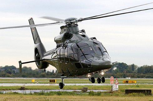 Приложение iOS и Android вызовет вертолет
