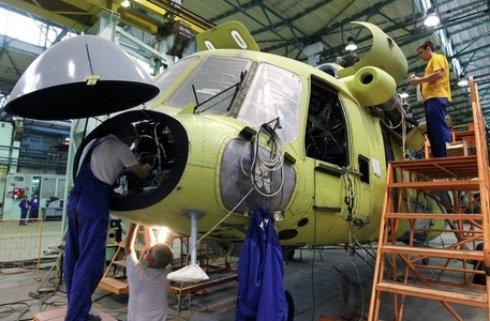 В Казани выпустят вертолет будущего