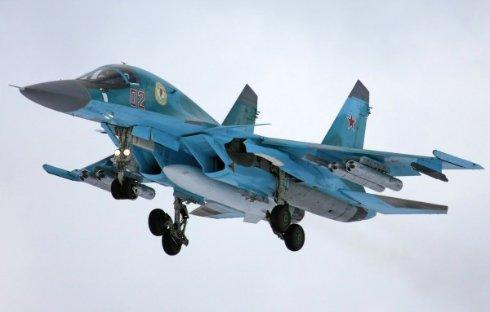 Авиация РФ трижды пересекла границу Украины
