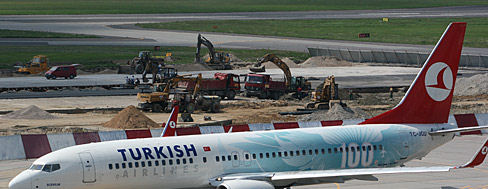Turkish Airlines устроила распродажу к 8 марта