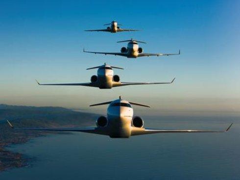 Bombardier в 2014 году увеличил поставки самолетов на 21,8%