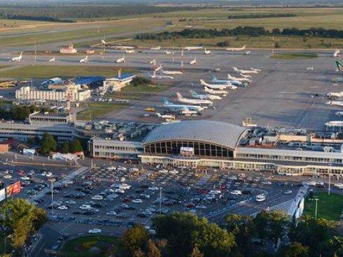 Пассажиропоток в киевских аэропортах продолжил снижаться