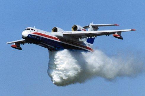 Российские самолёты-амфибии заинтересовали Запад