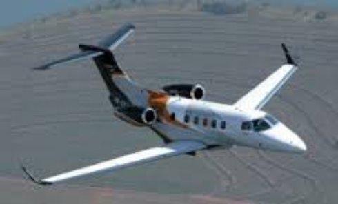 FlairJet приобрел новый самолет