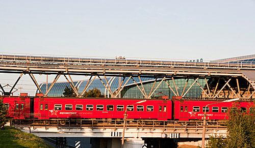 Аэроэкспресс перевез в аэропорты Москвы 16,6 млн. пассажиров