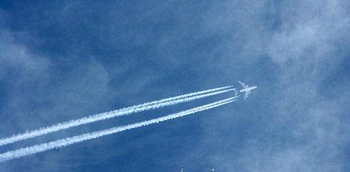 Лоу-кост Norwegian предложил запретить транзит российских самолетов над Норвегией