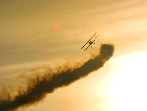 Душевнобольной солдат поджег самолет в музее ВВС