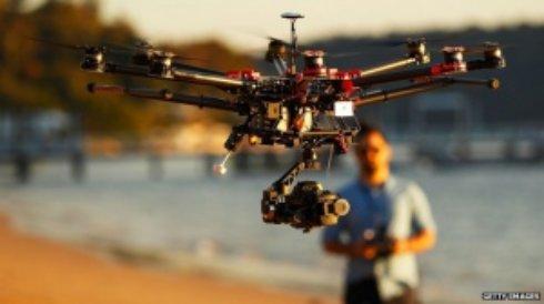 Шпионы в небе: Австралия борется с растущим числом беспилотников