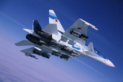 Индия предпочла российские истребители Су-30, французским Rafale
