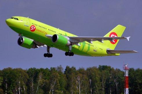 Авиакомпания «S7 Airlines» начнёт летать из Новосибирска в Благовещенск