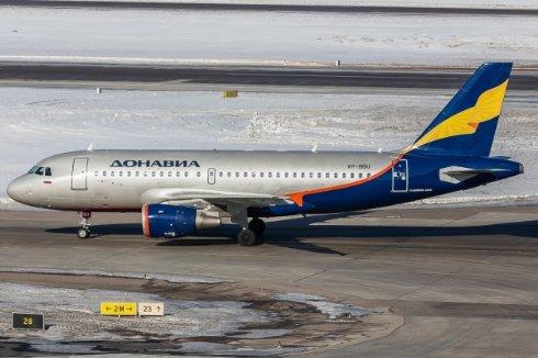 Авиакомпания «Донавиа» за месяц перевезла более 114 тысяч пассажиров