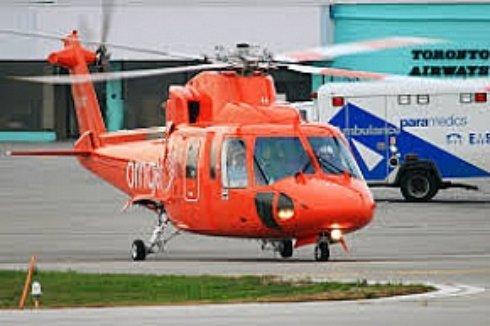 Онтарио придется отказаться от вертолетов Ornge