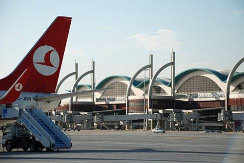 Turkish Airlines продает дешевые авиабилеты Киев-Стамбул