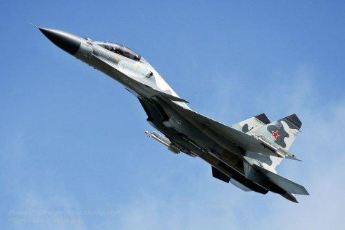 Индонезия может заказать российские истребители Су-35