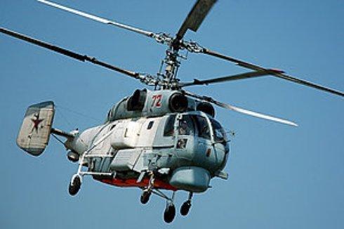 Вертолетчики морской авиации Северного флота совершенствуют навыки ночного пилотирования