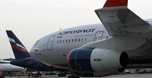 Аэрофлот позволил сдавать билеты на рейсы в Украину без штрафов