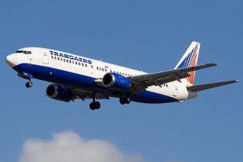 Пассажирооборот «Трансаэро» упал на 4%