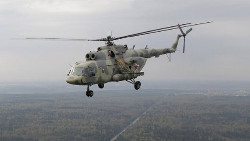Россия направит в Беларусь 12 вертолетов Ми-17