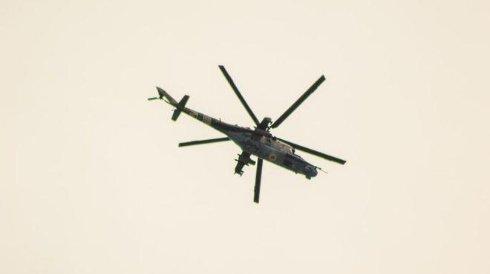 Украина и ЮАР договорились о совместной модернизации военных вертолетов Ми-24